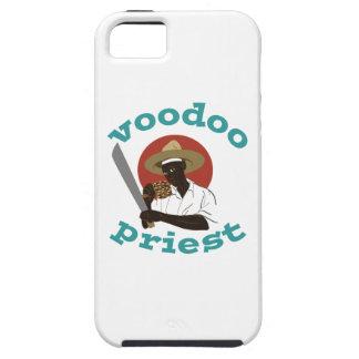 Voodoo Priest iPhone 5 Cases