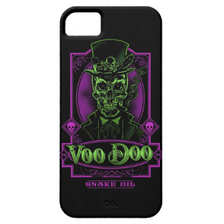 VooDoo Snake Oil Skeleton iPhone 5 Cover