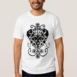Voodoo Valentine Cotton Spandex Top T Shirts