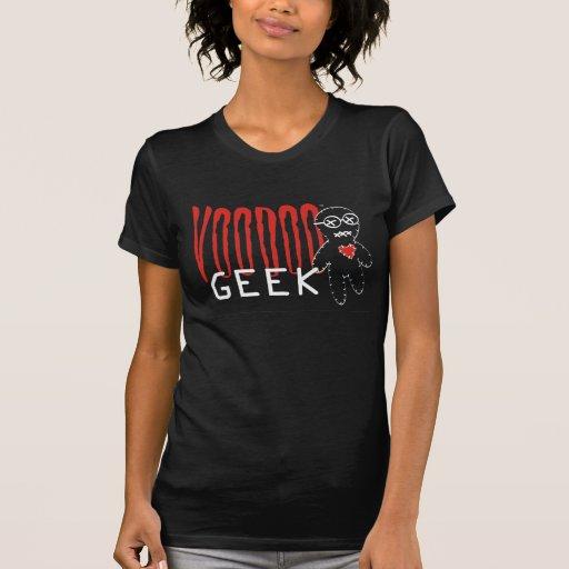 VoodooGeek Logo Tee Shirts