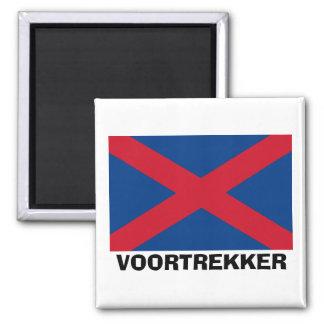 Voortrekker Flag Magnet
