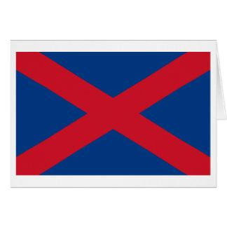 Voortrekker Flag Note Card