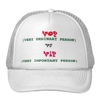 Vop vs Vip Trucker Hat