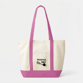 Voracious Baker - Funny Tote for Pastry Chef