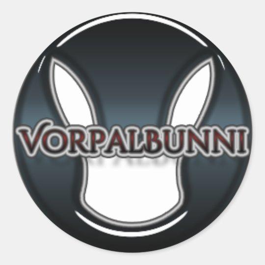 VorpalBunni Logo Stickers
