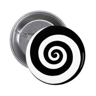 Vortex 6 Cm Round Badge