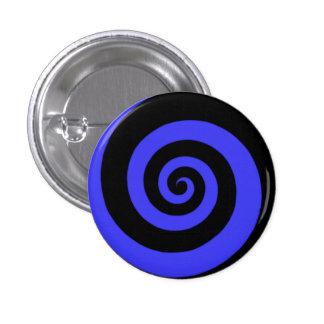 Vortex Deep 3 Cm Round Badge