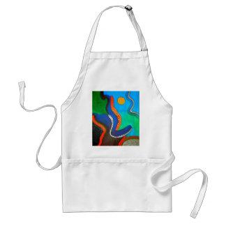 vortex standard apron