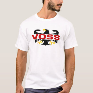 Voss Surname T-Shirt