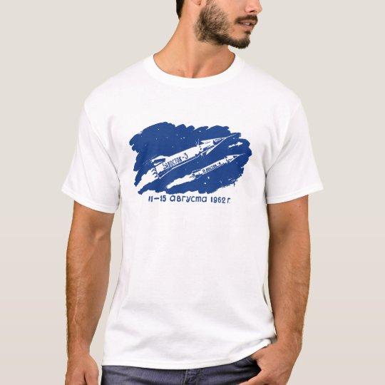 Vostok 3 Vostok 4 T-Shirt