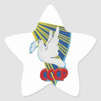 Vostok 6 – 1st Manned Spaceflight Patch Star Sticker
