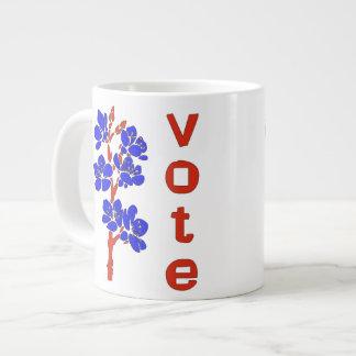 VOTE 2012 JUMBO MUG