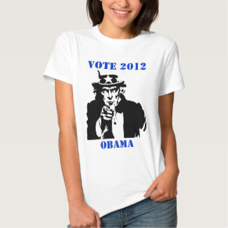 VOTE 2012 OBAMA Shirt
