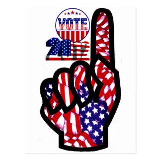 Vote 2012_ postcard
