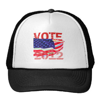 Vote 2012 T-shirts & gifts Trucker Hats