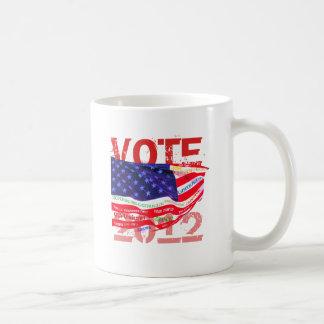 Vote 2012 T-shirts & gifts Mug