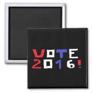Vote 2016! Magnet