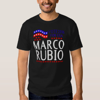 VOTE 2016 MARCO RUBIO FOR USA TEES