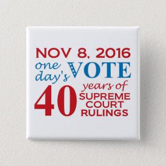 VOTE 2016 square button
