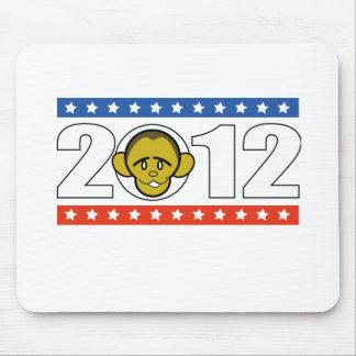 vote Barack Obama Mouse Pads