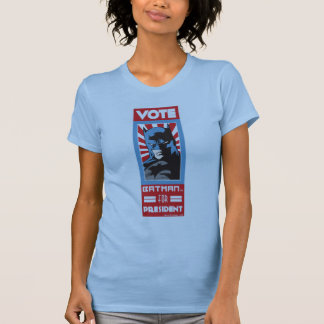 Vote Batman for President T-Shirt
