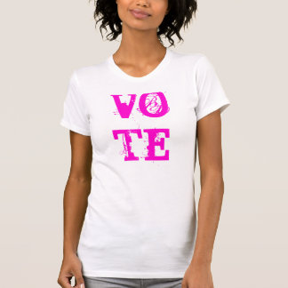 VOTE~ Be counted! Kinky Cupcake womens shirt!