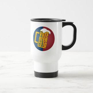 Vote Beer! Coffee Mugs
