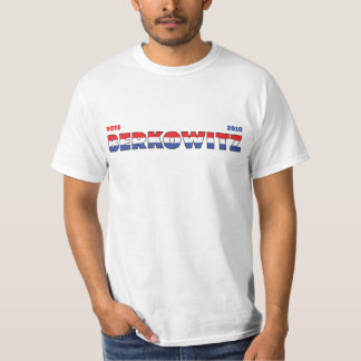 Vote Berkowitz 2010 Elections Red White and Blue T-Shirt
