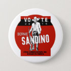 Vote Bernie 7.5 Cm Round Badge