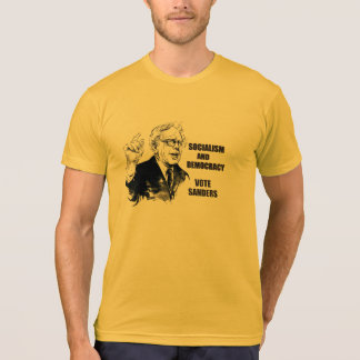 Vote (Bernie) Sanders T-Shirt
