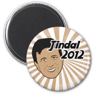 Vote Bobby Jindal 2012 Magnets