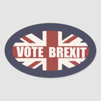 Vote Brexit Stickers