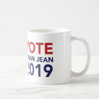 Vote Brian Jean Coffee Mug