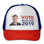 Vote Brian Jean Trucker Hat