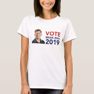 Vote Brian Jean Women's T-Shirt