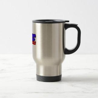 Vote Bubble Letters Coffee Mugs