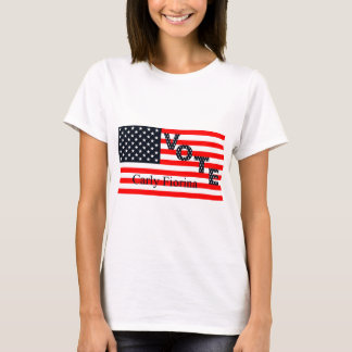 Vote Carly Fiorina for President 2016 T-Shirt