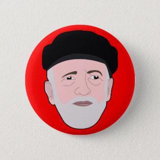 Vote Corbyn Badge Pin Button