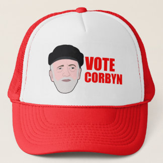 Vote Corbyn Hat Cap