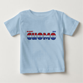 Vote Cuomo 2010 Elections Red White and Blue T-shirts