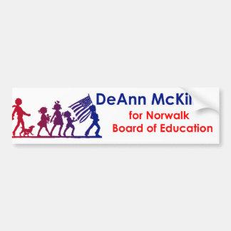 Vote DeAnn - Sticker Bumper Sticker