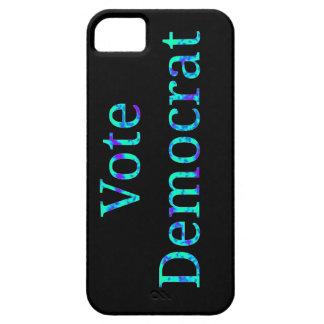Vote democrat phonecase case for the iPhone 5