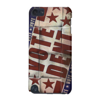 Vote Dent Poster iPod Touch (5th Generation) Cases