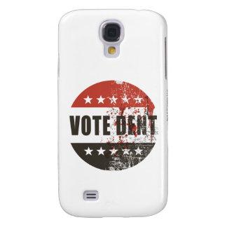 Vote Dent sticker Galaxy S4 Case