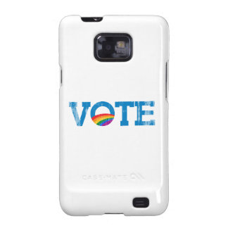 VOTE Faded.png Samsung Galaxy SII Case