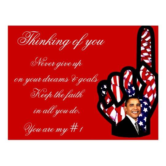Vote for Barack Obama 2012,Re-Elect Obama_ Postcard