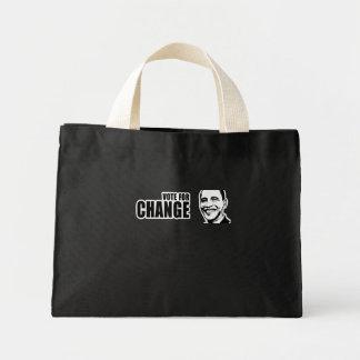 Vote for change Obama Bumper 5 copy.png Canvas Bag