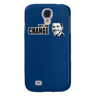 Vote for change Obama Bumper 5 copy png Galaxy S4 Cover