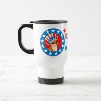 Vote for Chihuahua Travel Mug