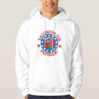 Vote for Dachshund Sweatshirt